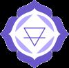 Purple lotus icon